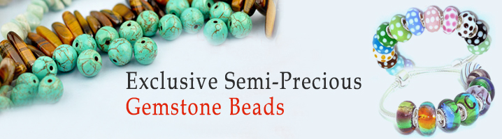 Gemstones beads header